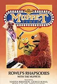 Muppet Video: Rowlf's Rhapsodies with the Muppets