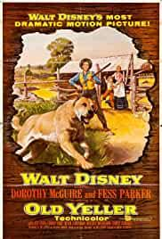 old-yeller-32743.jpg_Family, Western, Drama, Adventure_1957