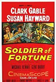 soldier-of-fortune-1537.jpg_Romance, Adventure, Crime, Thriller, Drama_1955