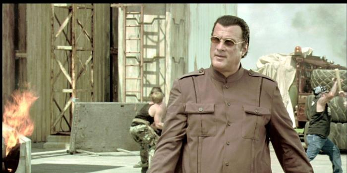 List of Steven Seagal ...